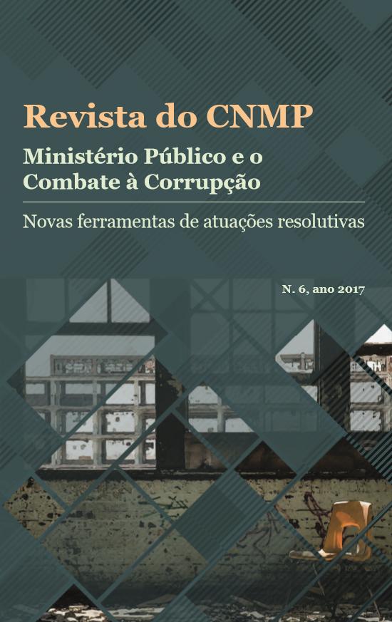 Revista do CNMP - Ministério Público e o Combate à Corrupção
