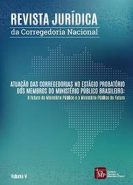 Revista jurídica da Corregedoria - estágio probatório