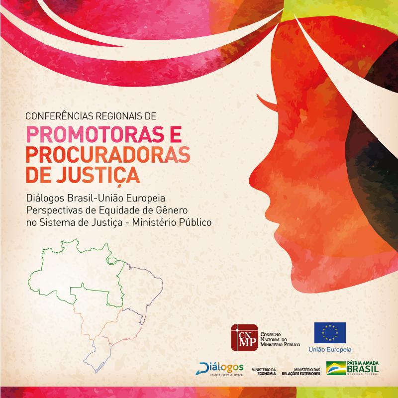 Memoriais das Conferências Regionais de Promotoras e Procuradoras de Justiça
