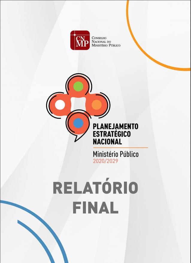 Planejamento Estratégico Nacional - Relatório Final