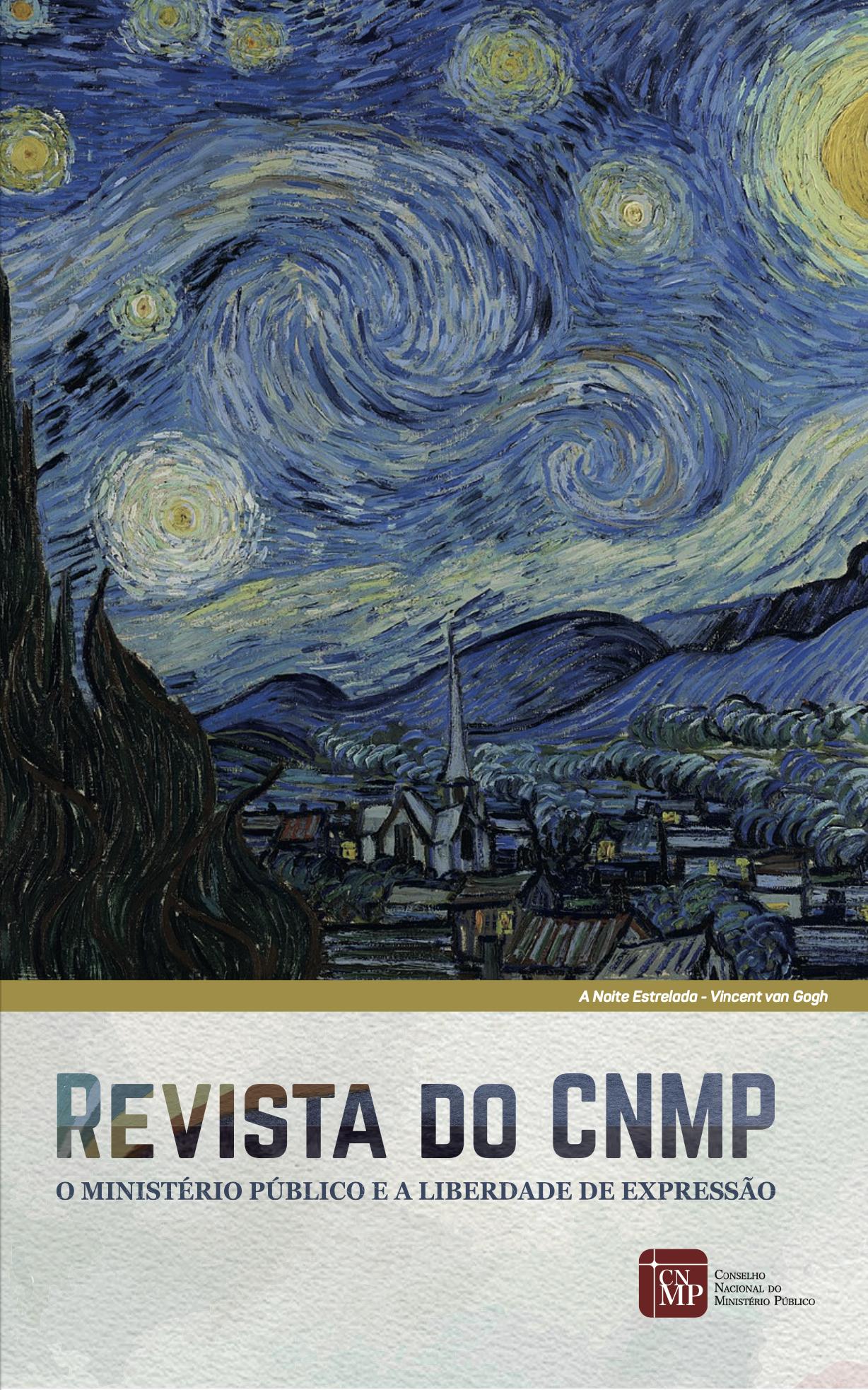 Revista do CNMP - O Ministério Público e a liberdade de expressão