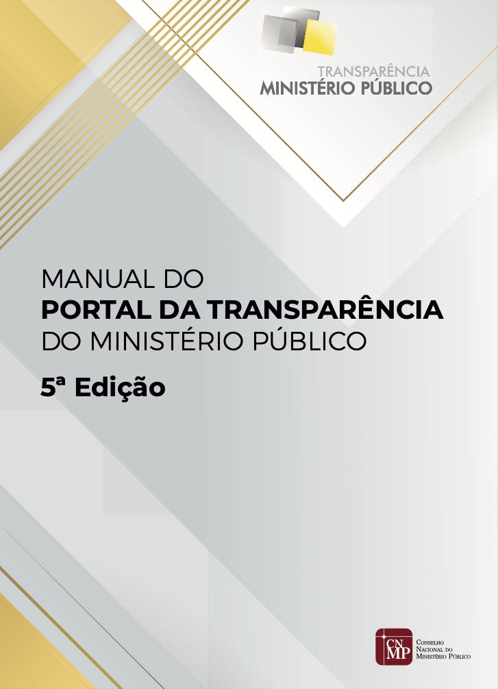 Manual do Portal da Transparência - 5ª edição
