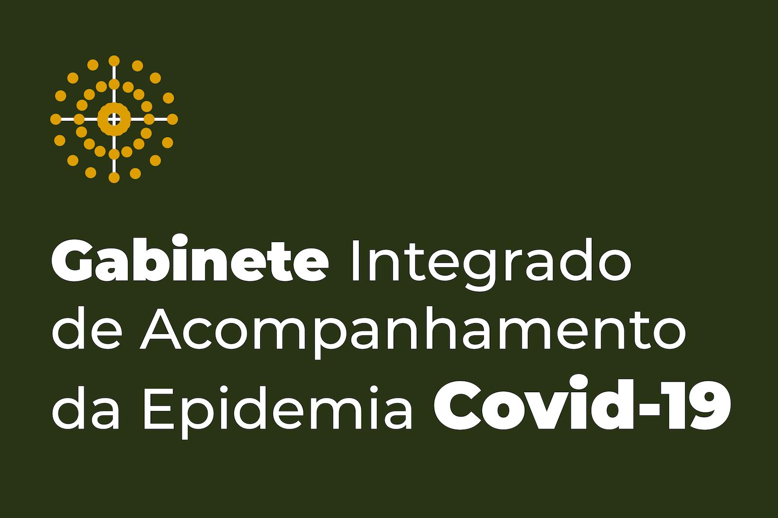 Banner Gabinete Integrado de Acompanhamento da Epidemia Covid-10