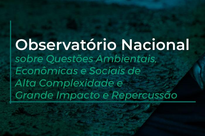 Banner Observatório Nacional