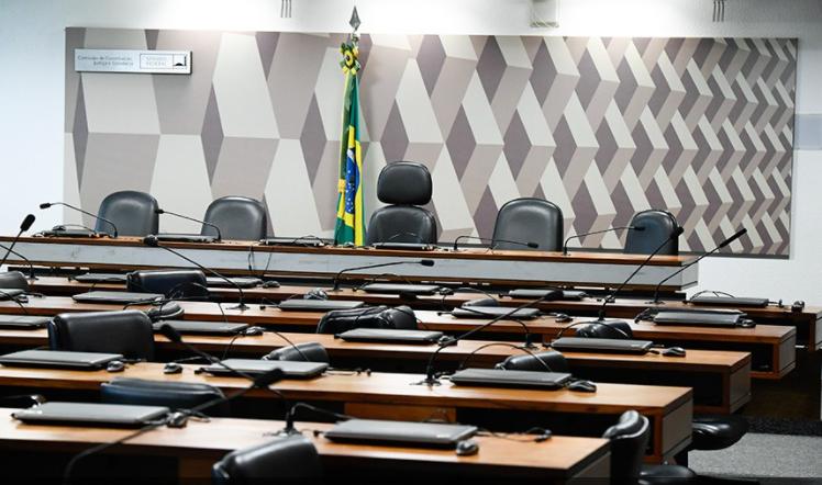 sala CCJ senado