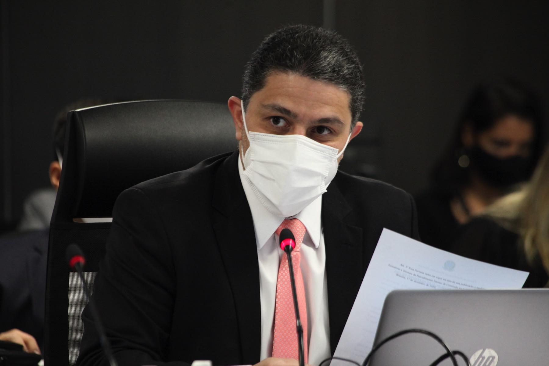 Conselheiro Silvio Amorim