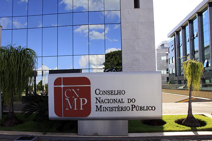 Foto da fachada do CNMP