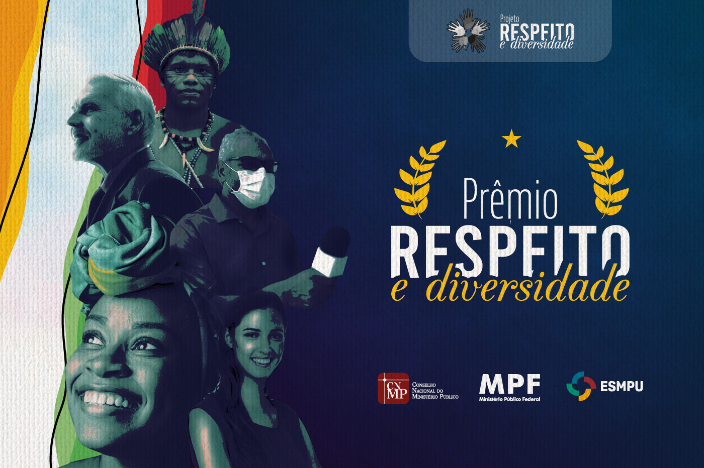 Banner Prêmio Respeito e Diversidade