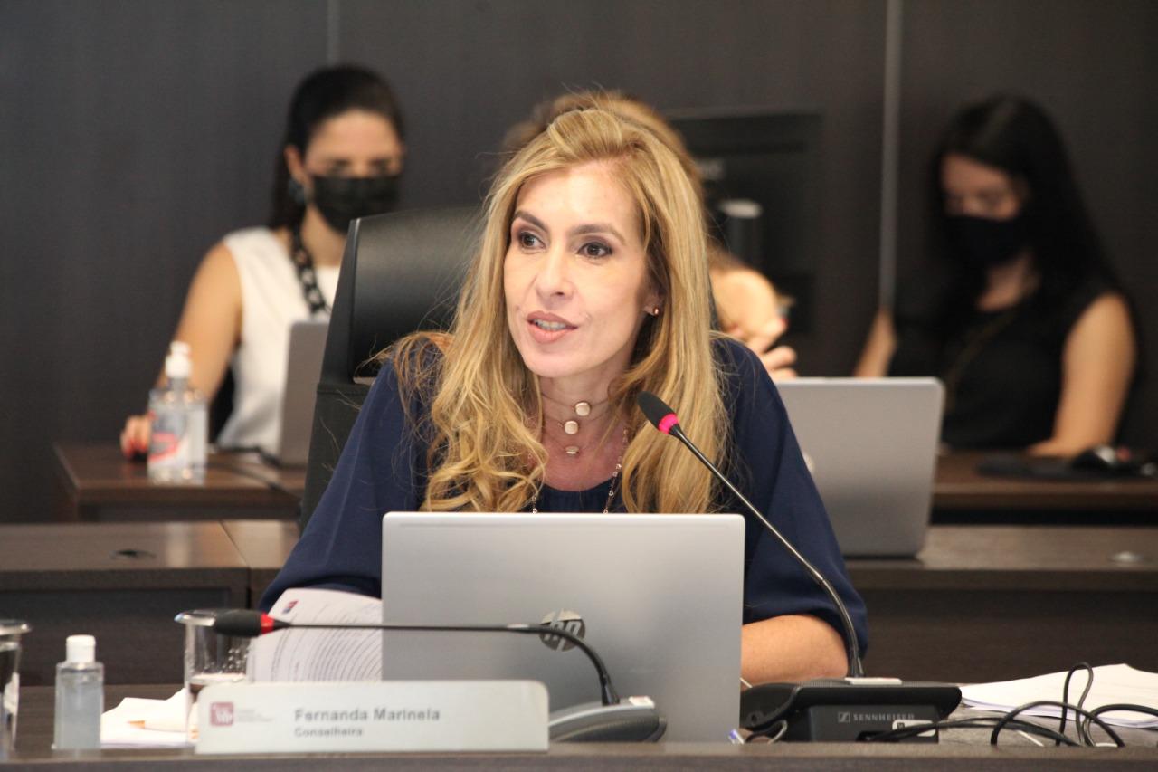 Conselheira Fernanda Marinela
